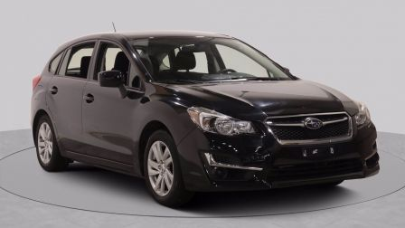 2015 Subaru Impreza 2.0i w/Touring Pkg AUTO A/C GR ELECT MAGS CAMERA B                    à Longueuil
