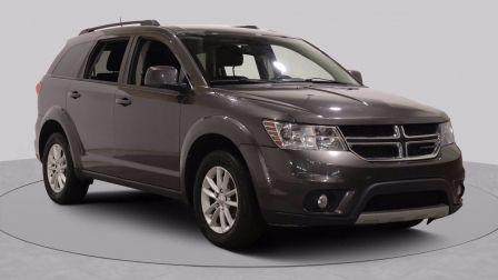 2016 Dodge Journey SXT 7 PASSAGERS AUTO A/C GR ELECT DVD MAGS CAMERA                    à Longueuil