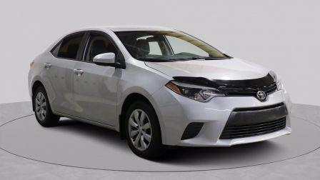 2015 Toyota Corolla LE AUTO AC GR ELEC CAMERA RECULE BLUETOOTH