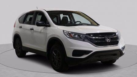 2016 Honda CRV LX AWD AUTO AC GR ELEC MAGS CAM RECULE BLUETOOTH