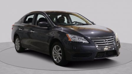 2015 Nissan Sentra SV AUTO A/C GR ELECT  MAGS  CAM  RECULE BLUETOOTH                    à Drummondville