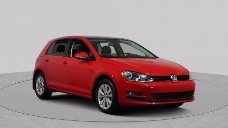 2015 Volkswagen Golf HIGHLINE AUTO A/C CUIR TOIT MAGS CAM RECUL BLUETOO