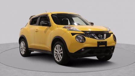 2015 Nissan Juke SL AWD AUTO A/C GR ELECT CUIR TOIT NAVIGATION CAME                    à Saint-Jérôme