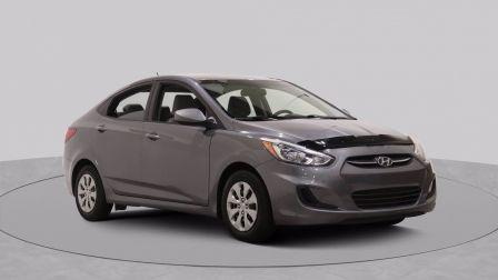 2016 Hyundai Accent GL AUTO A/C GR ELECT BLUETOOTH                    à Saguenay