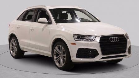 2018 Audi Q3 Progressiv AWD AUTO A/C GR ELECT CUIR TOIT NAVIGAT