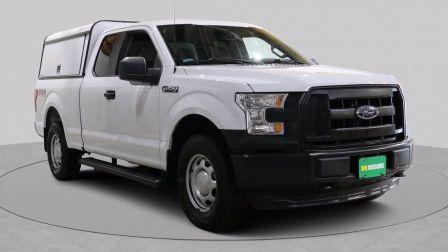 2017 Ford F150 XL 4x4 AUTO AC 6 PASS
