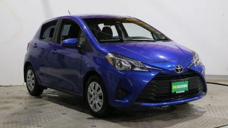 2019 Toyota Yaris LE AUTO AC GR ELEC CAM RECULE BLUETOOTH