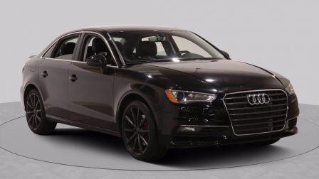 2016 Audi A3 1.8T Komfort AUTO A/C GR ELECT MAGS CUIR TOIT BLUE                    à Saguenay