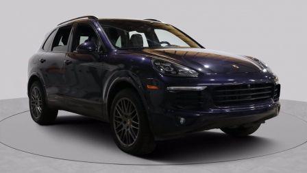 2018 Porsche Cayenne Platinum Edition AWD AUTO AC GR ELEC CAM RECULE TO                    à Montréal
