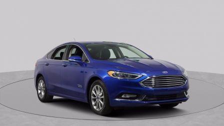 2018 Ford Fusion TITANIUM AUTO A/C CUIR TOIT NAV MAGS CAM RECUL
