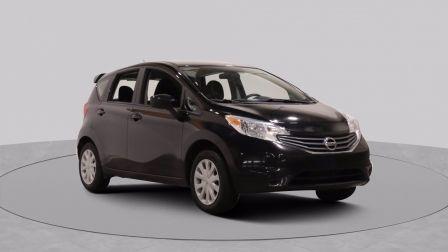 2015 Nissan Versa Note S AUTO A/C BLUETOOTH