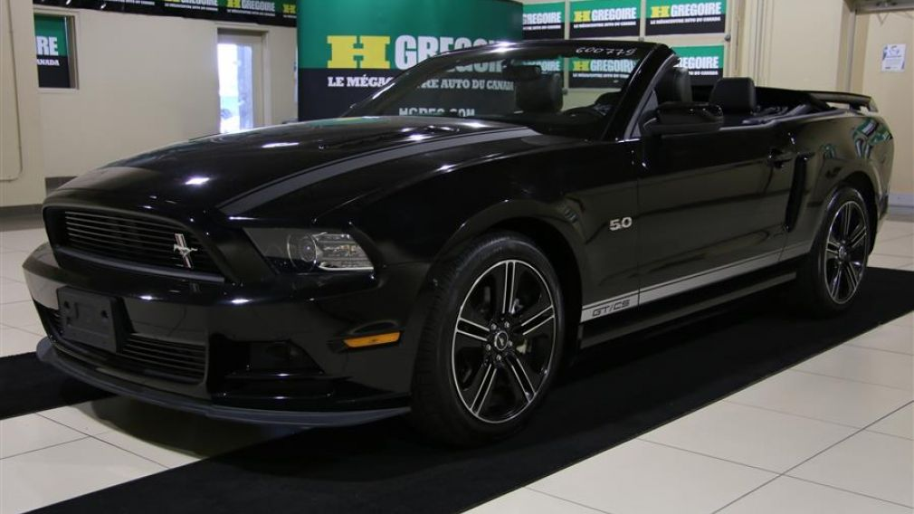 Ford Mustang 2014 Convertible GT California Special usagée ...