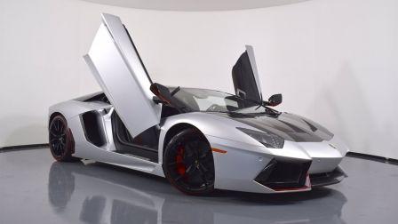 2016 Lamborghini Aventador LP700-4 Pirelli Edition                    à Longueuil