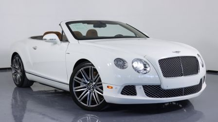 2014 Bentley Continental Base
