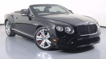 2016 Bentley Continental V8 S                    in Terrebonne