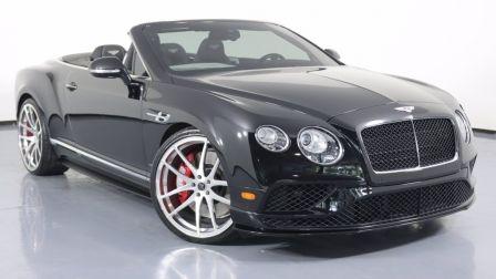 2016 Bentley Continental V8 S                    à Drummondville