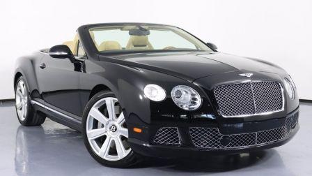 2013 Bentley Continental Base