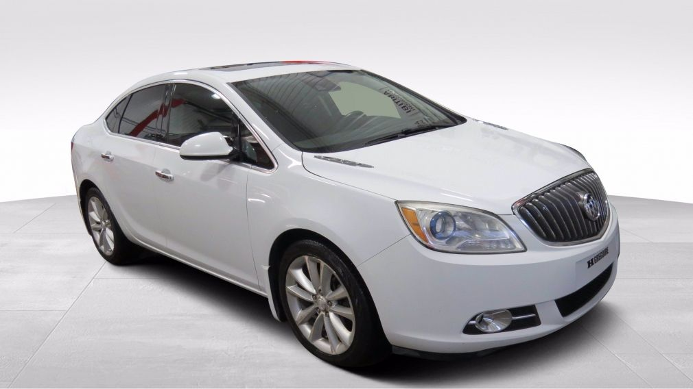 2015 Buick Verano Leather Group #