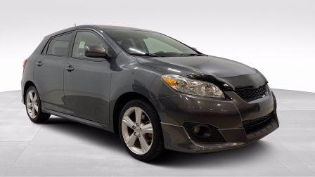 2010 Toyota Matrix XR **AWD**Mag**Toit**Navigation**Bluetooth**