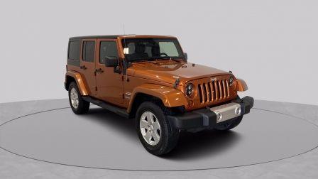 2011 Jeep Wrangler Unlimited Sahara Unlimited**A/C**4X4**Cruise**                    à Montréal