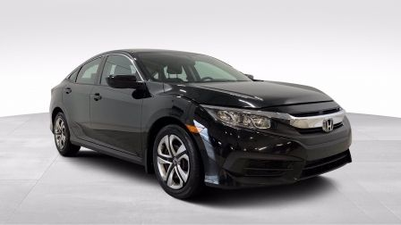 2017 Honda Civic LX**Bancs Chauffants**A/C**Bluetooth**Cruise**                    à Laval