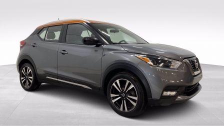 2018 Nissan Kicks SR**Cuir**GPS**Caméra 360**Bose**                    à Drummondville