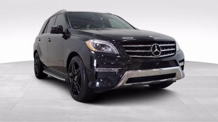 2015 Mercedes Benz M Class ML 350 BlueTEC**Nav**Gps**AMG Pack**Harman Kardon*                    à Laval