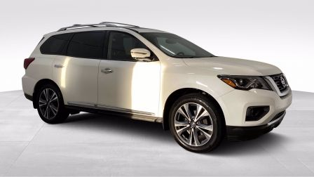 2019 Nissan Pathfinder Platinum**DVD**Mag**Toit**GPS**Caméra**Cuir**                    à Vaudreuil