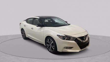 2017 Nissan Maxima SL 3.5L**V6**Cuir**Toit Pano**Gps**Mag**                    à Saint-Jérôme