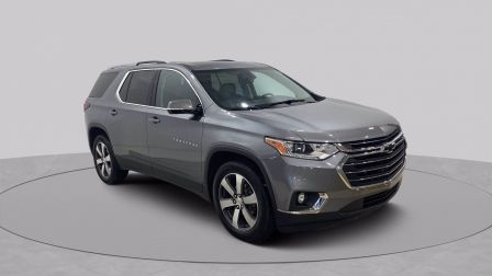 2018 Chevrolet Traverse LT AWD**Mag**Toit**Cuir**GPS**Caméra**                    à Laval