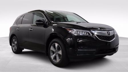 2016 Acura MDX SH-AWD, Cuir, Toit, Cruise adaptatif, 7 Passagers                    à Longueuil
