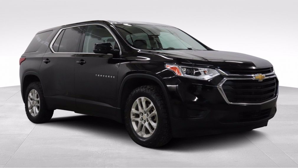 2018 Chevrolet Traverse LS AWD 8 passagers #