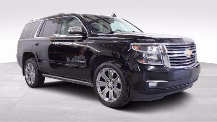 2017 Chevrolet Tahoe Premier, Cuir, Toit, Nav, Marchepied électrique                    à Drummondville