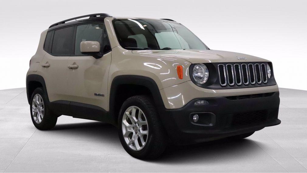 2015 Jeep Renegade North, Siège/volant chauffant, Mags #