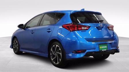 2017 Toyota Corolla iM IM, CVT, Mags
