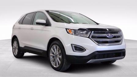 2017 Ford EDGE Titanium AWD NAVIGATION CUIR MAGS                    à Drummondville