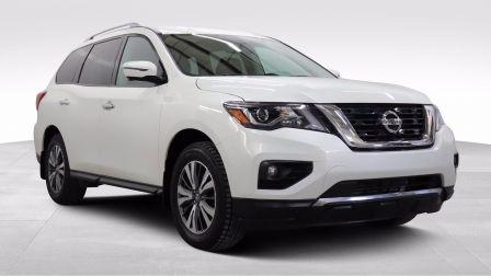 2017 Nissan Pathfinder SL, Caméra 360,Cuir, 7 passagers                    à Drummondville
