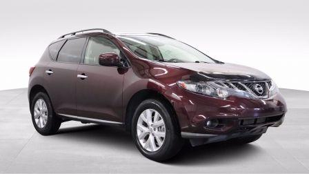 2013 Nissan Murano SV, Toit Pano, Camera, siège chauffant                    à Drummondville