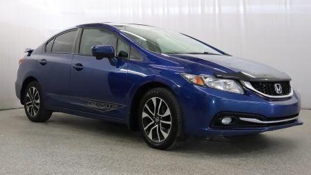 2015 Honda Civic EX Automatique, Toit, Mags                    à Québec