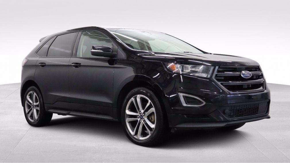 2017 Ford EDGE Sport, AWD, V6, Toit Pano, Nav #