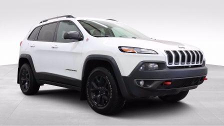 2018 Jeep Cherokee Trailhawk Leather Plus                    à Drummondville