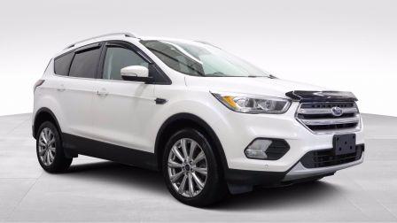 2017 Ford Escape Titanium AWD Cuir, Toit Ouvrant, Navigation                    à Drummondville