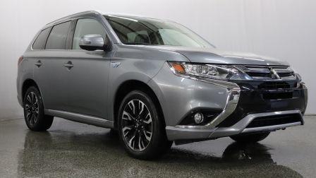 2018 Mitsubishi Outlander PHEV SE, Hybride Plug In, AWD                    à Sherbrooke