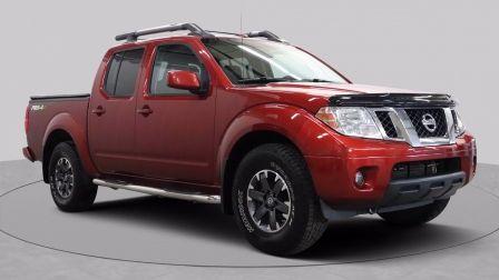 2015 Nissan Frontier PRO-4X, 4x4, Cuir, Toit ouvrant, GPS