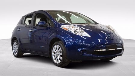 2017 Nissan Leaf  **RABAIS DU GOUV. INCLUS**                    à Sherbrooke
