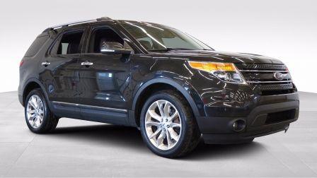 2013 Ford Explorer Limited 4WD 7 Places (cuir-bluetooth-caméra)                    à Sherbrooke
