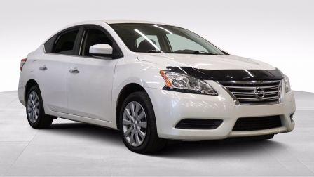2014 Nissan Sentra S (gr. électrique-Bluetooth)                    à Sherbrooke