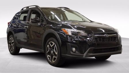 2018 Subaru Crosstrek AWD (cuir-navi-Bluetooth-caméra)                    à Drummondville
