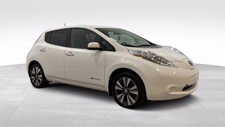 2015 Nissan Leaf SV + gps + GR.ELECTRIQUE + A/C !!!                    à Drummondville