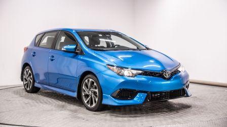 2017 Toyota Corolla iM 4dr HB CVT                    à Longueuil